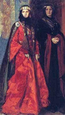 Goneril et Regan (Le Roi Lear)