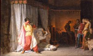 Mort d'Othello