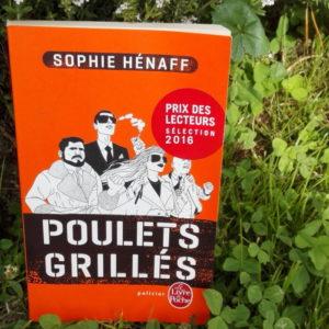 Le premier livre de Sophie Henaff