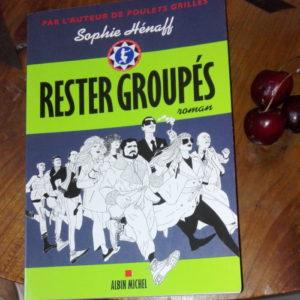 Le deuxième livre de Sophie Hénaff: Rester groupés
