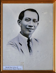 Portrait de Huynh Thuy