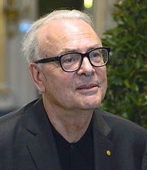 Portrait de Patrick Modiano