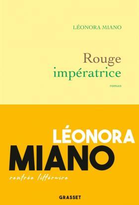 Couverture du livre de Léonora Miano, Rouge impératrice