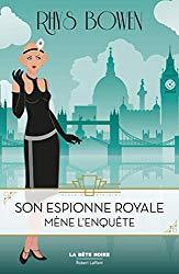 Couverture du livre Son Altesse Royale mène l'enquête.