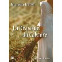 """Couverture du livre """"La disparue du calvaire"""""""