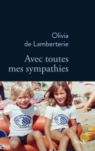 Couverture d'Olivia de Lamberterie