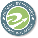 Badge Pro Reader de NetGalley