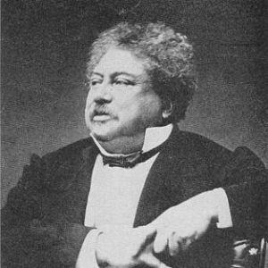 Portrait d'Alexandre Dumas (père)