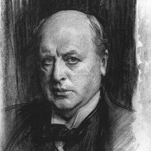 Portrait d'Henry James