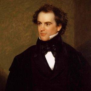 Portrait de Nathaniel Hawthorne