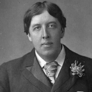 Portrait d'Oscar Wilde