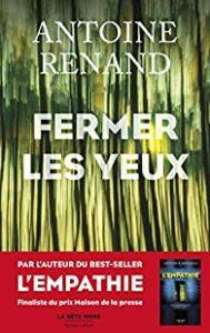 Couverture du livre d'Antoine Renand, L'empathie