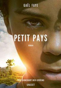 Couverture du livre de Gaël Faye, Petit Pays