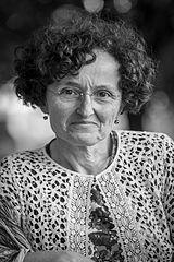 Photo de Marie-Hélène Lafon