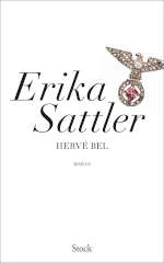 Couverture du livre de Hervé Bel, Erika Sattler