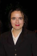 Photo d'Amélie Nothomb