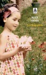 Couverture du livre d'Alice Ferney, Les Bourgeois
