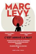 Couverture du livre du Marc Lévy, C'est arrivé la nuit