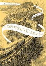 Couverture du livre de Christelle Dabos, Les disparus du Clairdelune