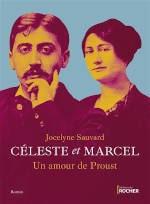 Couverture du livre de Jocelyne Sauvard, Céleste et Marcel