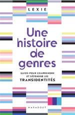 Couverture du livre de Lexie, Une histoire de genres