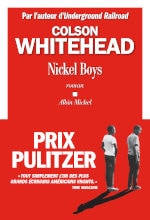 Couverture du livre de Colson Whitehead, Nickel Boys