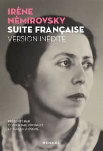 Couverture du livre d'Irène Némirowsky, Suite française