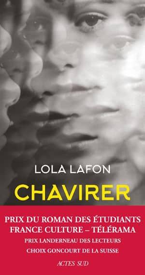 Couverture du livre de Lola Lafon, Chavirer