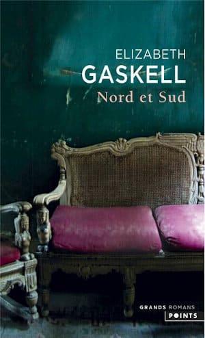 Couverture du livre d'Elizabeth Gaskell, Nord et Sud