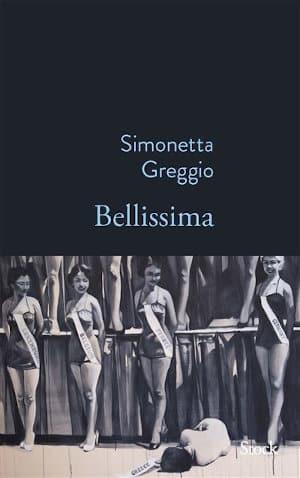 Couverture du livre de Simonetta Greggio, Bellissima