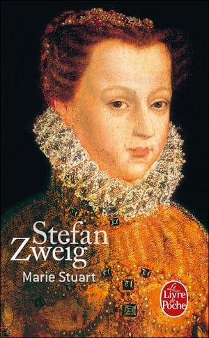 Couverture du livre de Stefan Zweig, Marie Stuart